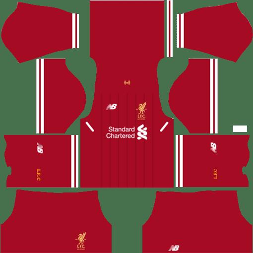 dream league soccer 2016 kit liverpool retro for dream